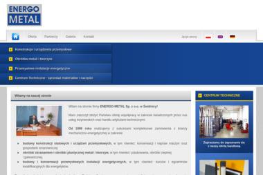 Energo Metal Sp. z o.o. - Konstrukcje stalowe Świdnica