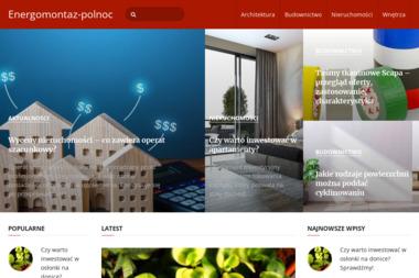 Energomontaż - Północ Gdynia - Tynki maszynowe Gdynia