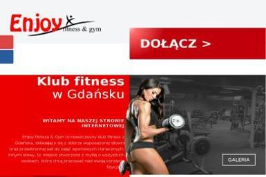 Enjoy Fitness & Gym - Trener Osobisty Gda艅sk