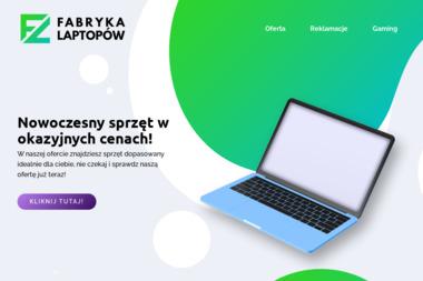 Entersystem.pl. Serwis laptopów, serwis komputerów stacjonarnych - Projektowanie Stron WWW Piekary Śląskie