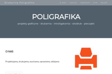 Zakład Produkcyjno Handlowo Usługowy Poligraf S.C. Halina Kalińska Maślak Zbigniew Maślak - Drukarnia Chodzież