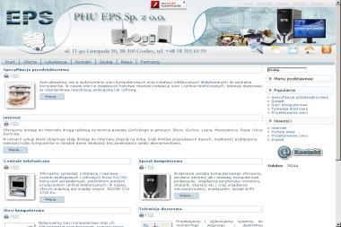 PHU EPS Sp. z o.o. - Centrale Voip Gorlice