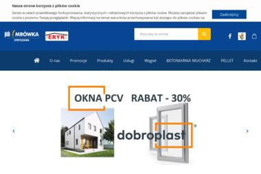 FH Eryk Targosz - Sprzedaż Węgla Mucharz