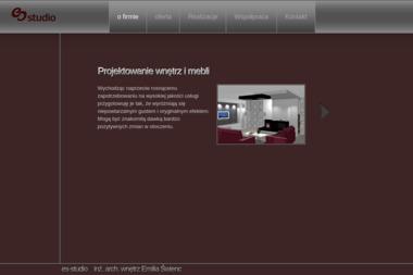 es-studio - Projektowanie Wnętrz Białystok