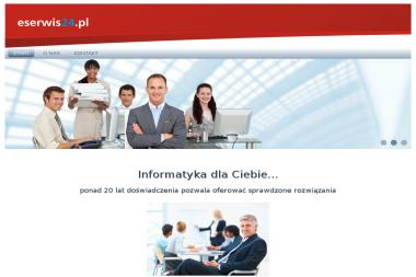 Kawiarenka internetowa - Drukarnia Leszno