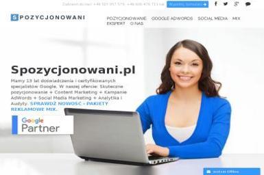 ESI Consulting - Pozycjonowanie Stron Internetowych Radlin