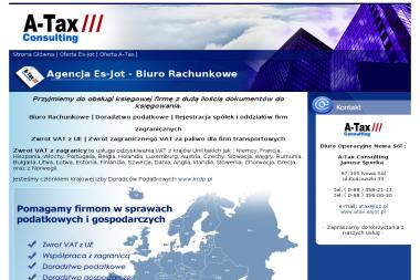Agencja Es-Jot Elżbieta Sperka - Usługi finansowe Nowa Sól
