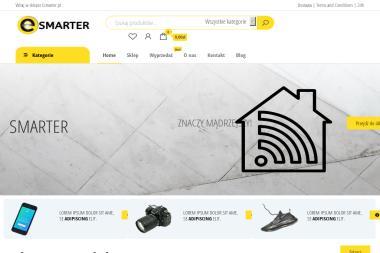ESmarter - strony internetowe, eReklama, systemy informatyczne - Pozycjonowanie stron Unisław