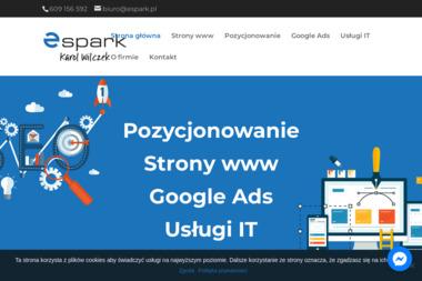 eSpark - Strony WWW Radzionków