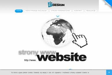 ET Design. Tworzenie stron www, strony www - Marketerzy Internetowi Gorlice