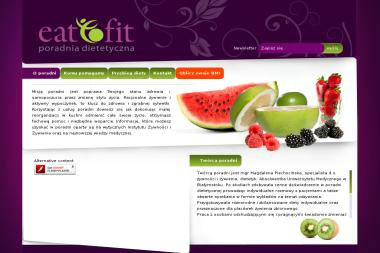 Eat To Fit. Poradnia dietetyczna, dietetyk - Dietetyk Białystok
