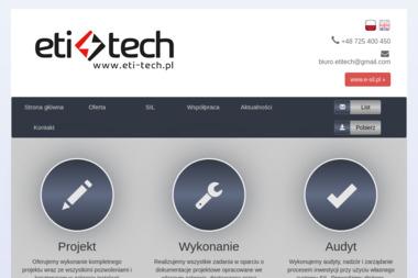 ETI - Tech - Wykonanie Instalacji Elektrycznych Kościerzyna