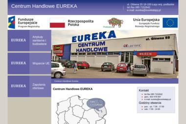 PHU Eureka Sławomir Legacki - Usługi Elektryczne Łapy
