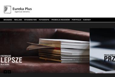 Eureka Plus Agencja Reklamy - Grafik Rzeszów