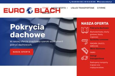 Euro Blach Luberda Leszek - Sklep Budowlany Chabówka