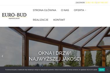 Firma Handlowo Usługowa Euro Bud - Stolarz Kłodzko