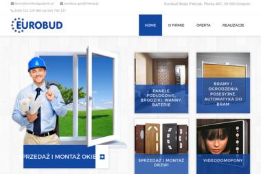Eurobud Beata Pietrzak - Stolarz Gostynin