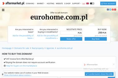 Eurohome sp. z o.o. Nieruchomości i Finanse - Kredyt hipoteczny Turek