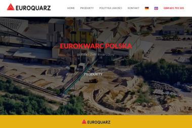 Eurokwarc Polska - Żwirownia Środa Śląska