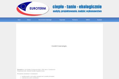 Euroterm s.c. - Instalacje Grzewcze Ciechanów
