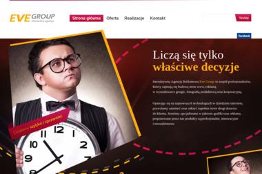 Agencja Reklamowa Eve Group, Marcin Orzołek Fotografia Ślubna - Strony WWW Wojkowice