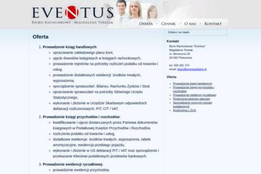 Biuro Rachunkowe Eventus Magdalena Terelak. Pełna księgowość - Leasing Samochodów Osobowych Kielce