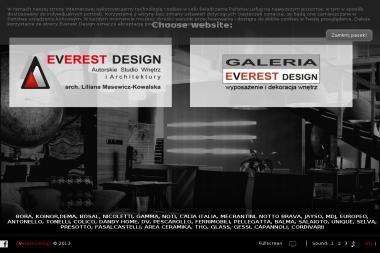 Everest Design Autorskie Studio Wnętrz i Architektury Liliana Masewicz-Kowalska - Adaptacja projektów Winów