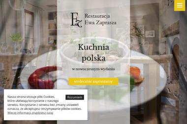 Restauracja, Catering Ewa Zaprasza - Catering Sasino