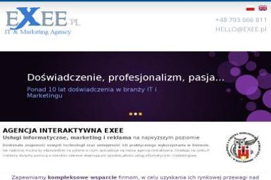 eXee - Agencja Interaktywna - Agencja interaktywna Kluczbork
