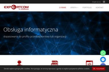 P.P.H.U. Expertcom - Wełna na Poddasze Łącko