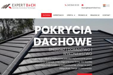 Expert dach - Okna PCV Wieluń