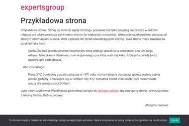 Biuro Rachunkowe Experts Group Iwona Aftańska Oddział Włocławek - Biuro rachunkowe Włocławek