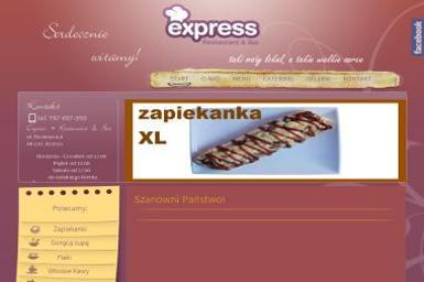 Express Restaurant & Bar Szymon Szarek - Catering Jeżewo