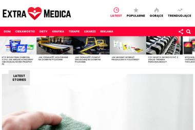 Extramedica. Specjalistyczne gabinety lekarskie, ginekologia - Dietetyk Wieliczka