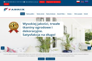 Zakład Produkcji Ceramiki Budowlanej Fabrix Sp. z o.o. - Hurtownia Budowlana Bolków
