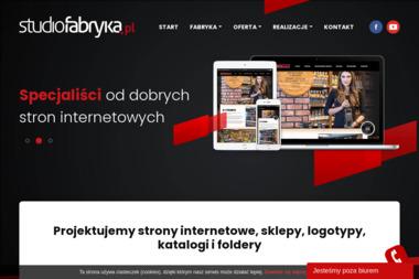 Studio Fabryka - Agencja interaktywna Kościan