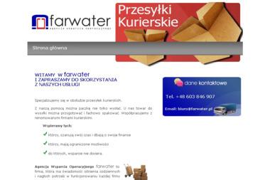 Agencja Wsparcia Operacyjnego Farwater - Kurier Trzebnica