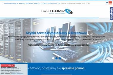 FASTCOMP Sp. z o.o. - Audyt SEO Rzeszów