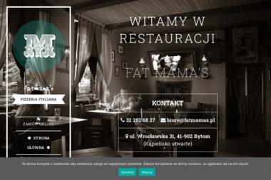 Fat Mama's Pizzeria Italiana - Catering Świąteczny Piekary Śląskie