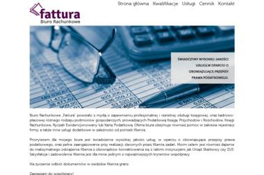 Biuro Rachunkowe Fattura Olga Najman Rogulska - Biuro rachunkowe Karczew