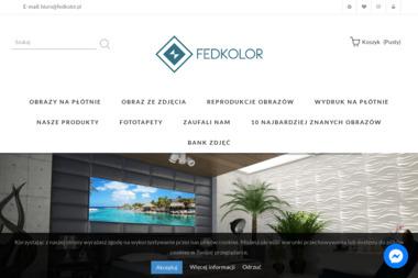 Fedkolor Remigiusz Fedko - Kosze prezentowe Nowy Sącz