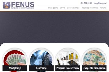 Fundusz Obsługi Należności Fenus Sp. z o.o. - Windykator Sosnowiec