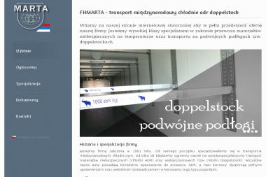 FH Marta Zygmunt Koterba - Firma transportowa Brzesko