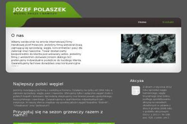 Firma Handlowa Józef Polaszek - Skład węgla Poniec