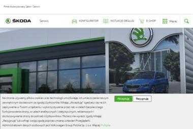 Autoryzowany Dealer Skoda Fimot - Leasing samochodu Ełk