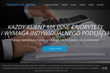 Finance Solutions Barbara Kocięba-Wilk. Biuro rachunkowe, księgowa - Usługi finansowe Rumia