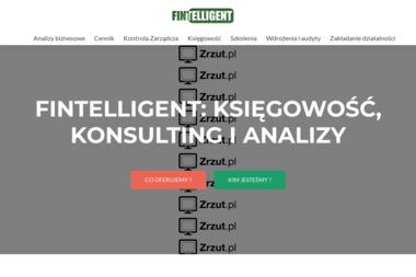 Fintelligent Edyta Załęska - Prowadzenie Ksiąg Rachunkowych Piaseczno