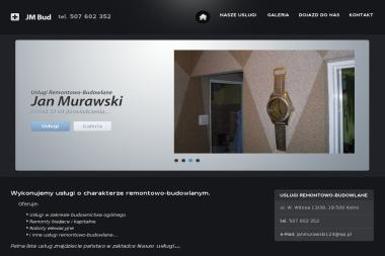 Usługi remontow-budowlane Jan Murawski - Budowa Domów Kolno