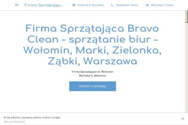 Firma Sprzątająca Bravo Clean - Odśnieżanie dróg i placów Wołomin
