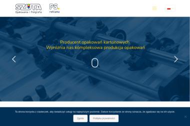 Opakowania i Poligrafia Ewa Szuta. Opakowania, drukarnia - Ulotki Bielsko-Biała